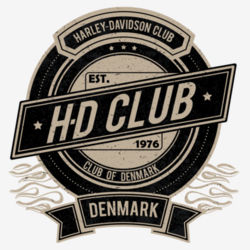 HD Club Denmark - Krus - Kaffe Krus  Design